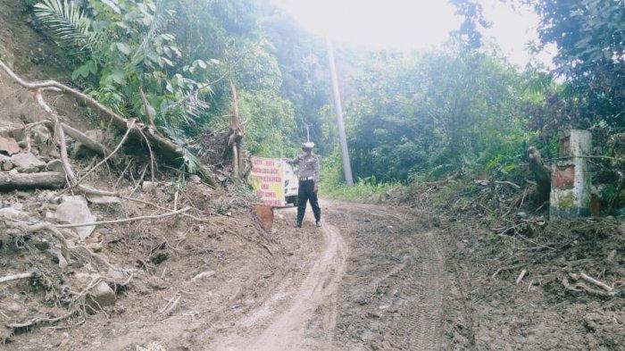 Bukan Hanya Banjir, Tanah Longsor Juga Terjadi di Luwu Utara