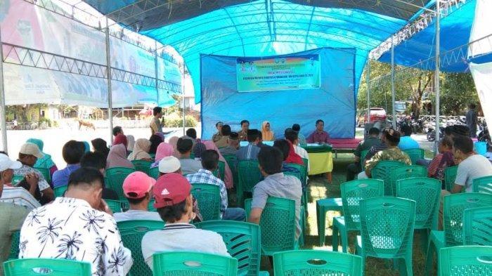 Desa Pitusunggu Pangkep Gelar Musyawarah Perencanaan Pembangunan Desa