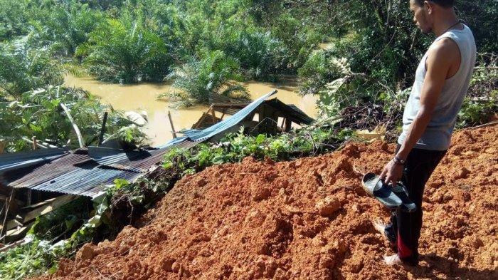 Banjir dan Longsor Landa Tobadak Mamuju Tengah