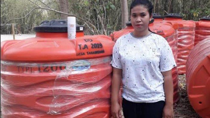 Pembagian Tandom di Setiap Dusun di Desa Taraweang Pangkep