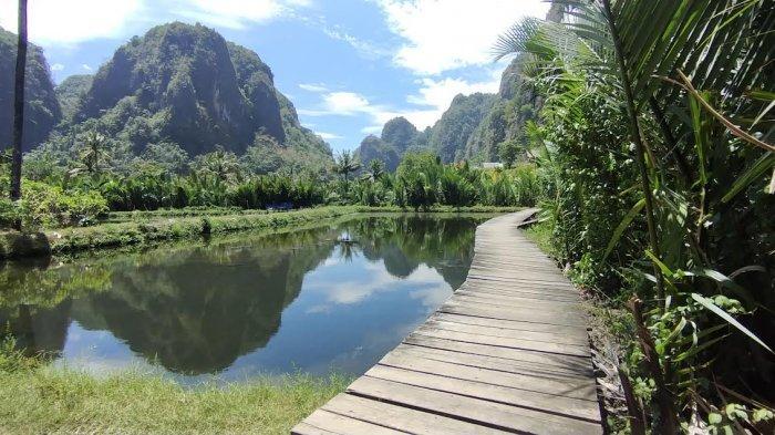 Punya Bentang Karst Capai 43.700 Hektar, Rammang-rammang Maros Masuk 100 Desa Wisata se Indonesia