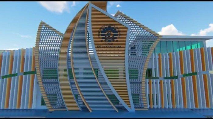 Prof Husain Letakkan Batu Pertama Kampus UNM Parepare, Bakal Jadi Ikon Baru di Parepare