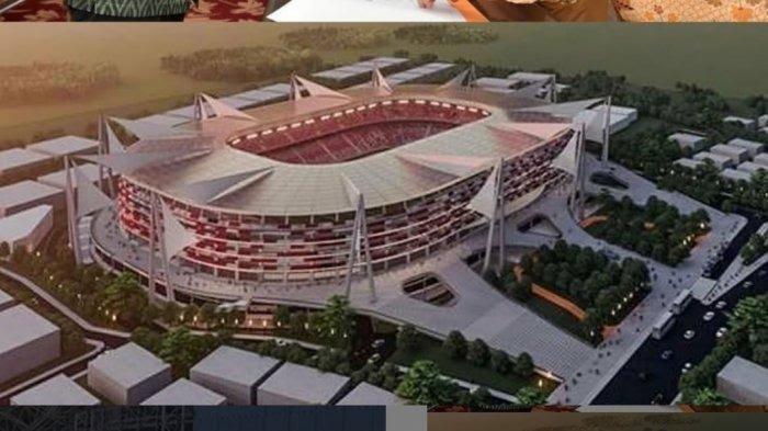Tak Semegah Konsep Nurdin Abdullah, Anggaran Pembangunan Stadion Mattoanging Hanya Rp370 Miliar