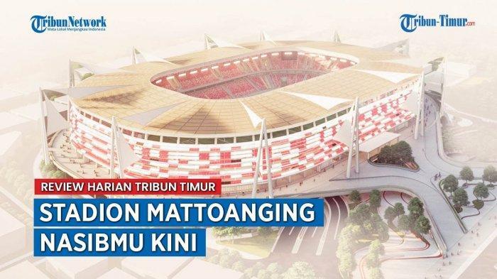 Soal Stadion Mattoanging, Plt Gubernur: Apa yang Direncanakan NA Kita Dilanjutkan, Tunggu Saja