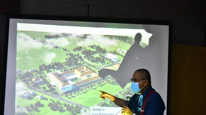 Rumah Sakit Rehabilitasi Pecandu Narkoba Bakal Dibangun di Tanru Tedong Sidrap