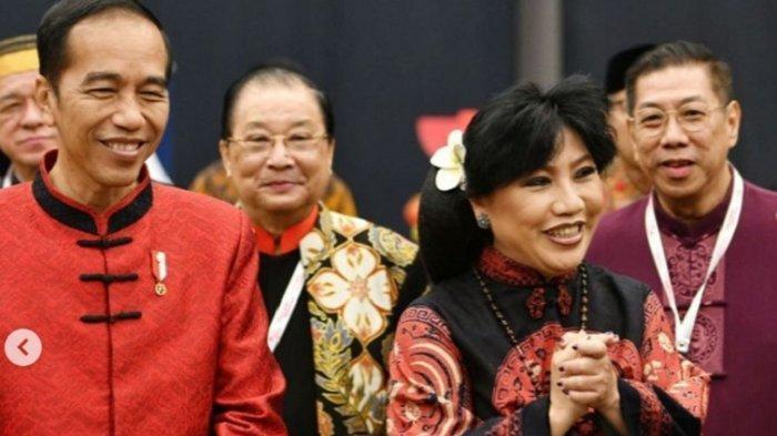 Anne Avantie Kecewa Terbelalak Liat Instagram Jokowi, Pertama Kali Buka Langsung Liat Beginian