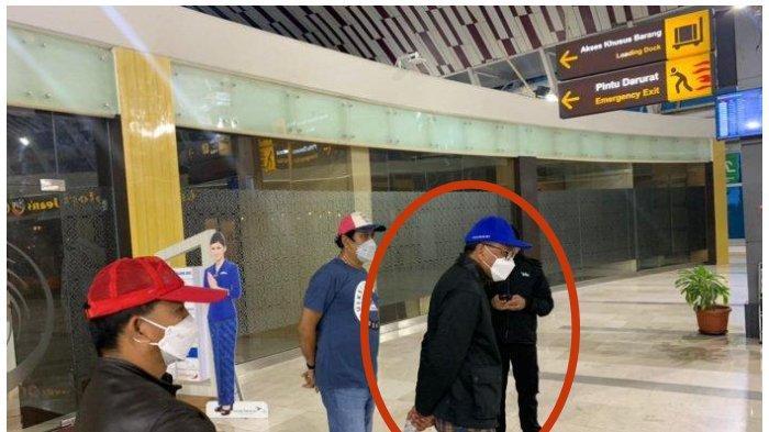 Berikut Ini Detik-detik Kronologi Gubenur Nurdin Abdullah OTT KPK dari Rujab ke Bandara, Uang Rp 1 M di Koper