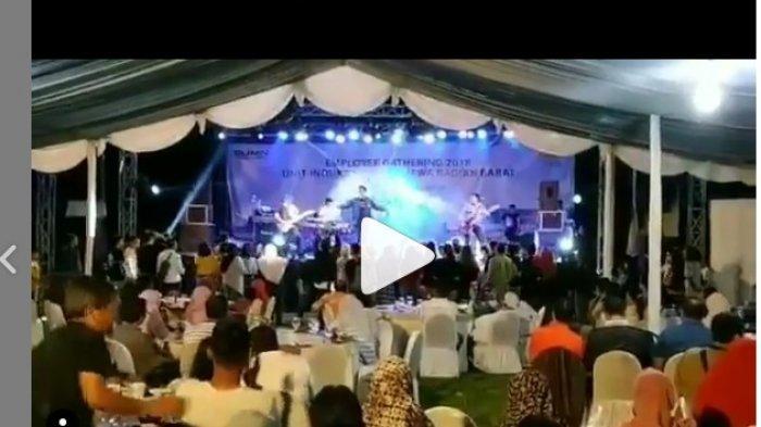 Video Detik-detik Tsunami Terjang Tanjung Lesung: Gitaris Seventeen Meninggal, 89 Pegawai PLN Hilang