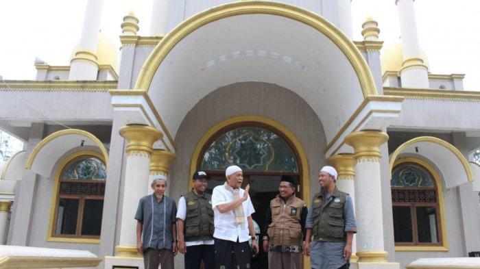 Wahdah Islamiyah Siapkan Dai Pembinaan Masjid di Tengah Hutan
