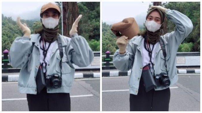Viral Perempuan Jadi Fotografer Keliling di Tawangmangu Karanganyar, Dibayar Per File Foto