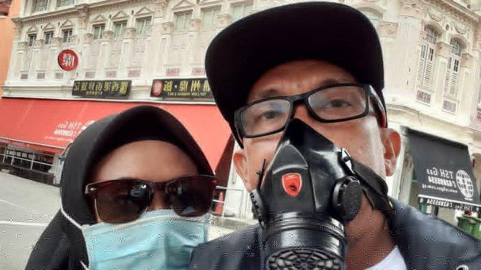 Loyalitas Dg Uki, Tetap Dukung PSM di Singapura Meski Ancaman Virus Corona