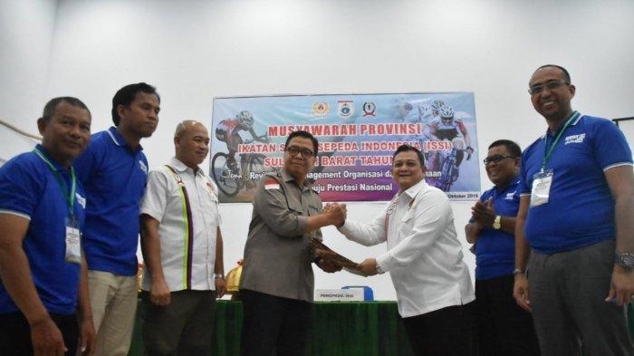 Sekprov Muhammad Idris Pimpin ISSI Provinsi Sulawesi Barat