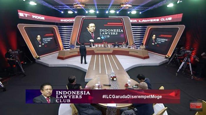 Link Live Streaming TV Online ILC TVOne: Bahas HAM Era Jokowi, Undang Mahfud MD & Rocky Gerung?