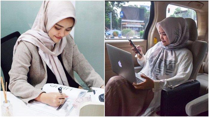 Foto-foto Cantiknya Diajeng Lestari Istri CEO Bukalapak Achmad Zaky, Lebih Tua Dibanding Suami