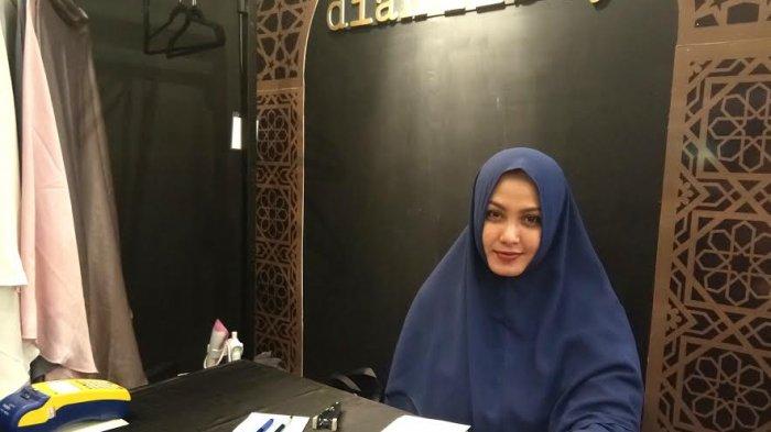 Busana Syari Dian Risty Mulai Rp 800 di Trend Hijab Expo Clarion