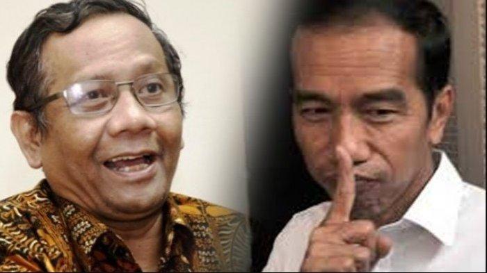Diteken Mahfud MD dan 4 Jenderal, Berikut 7 Sikap Pemerintah Jokowi Soal Demo UU Cipta Kerja