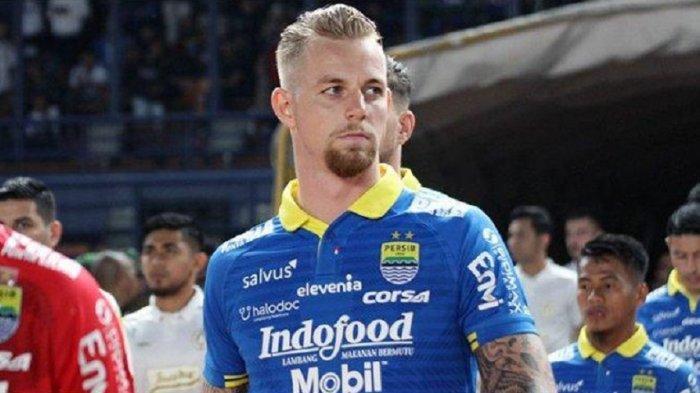 Dibuang Persib Bandung, Ini Permintaan Terakhir Kevin van Kippersluis saat Persib Jamu PSM Makassar
