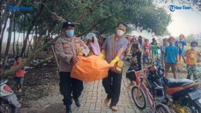 VIDEO: Kondisi Potongan Tubuh Diduga Korban Sriwijaya Air SJ 182 Ditemukan Anak-anak di Pantai