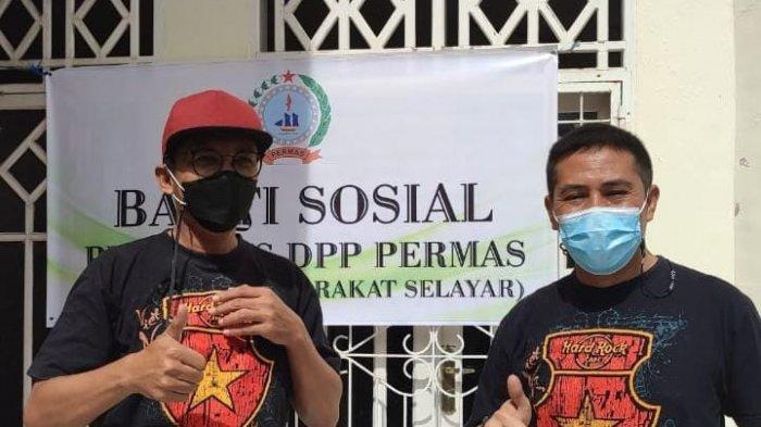 Dihadiri Deng Ical, Persatuan Masyarakat Selayar Bersihkan Geteramas