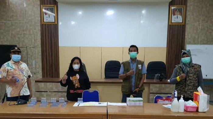 Satgas Pinrang Bakal Rutin Operasi Malam, Warga Tak Pakai Masker Langsung Diswab