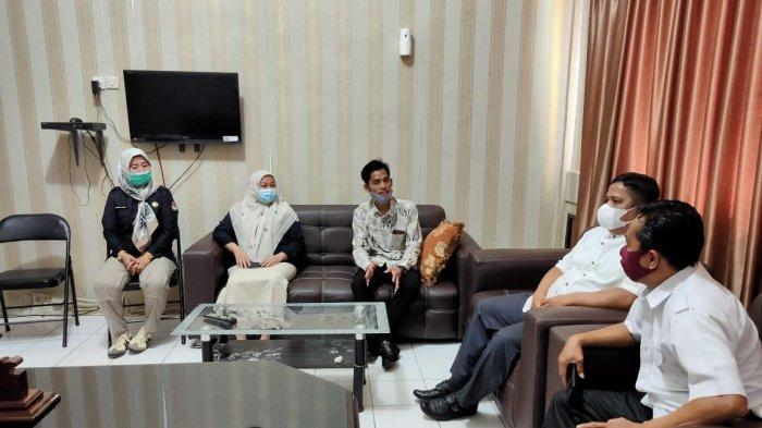 Diskominfo Enrekang Terima Kunjungan KPU, Sosialisasikan Bakohumas