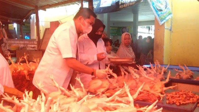 Jelang Lebaran, Harga Ayam Potong di Bulukumba Mulai Naik