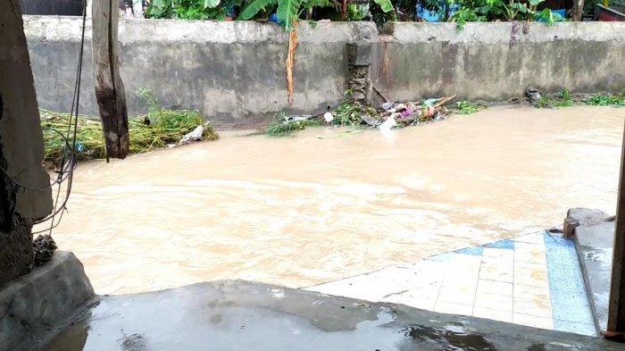 Diterjang Banjir, Tanggul Jebol dan Dua Rumah Rusak Parah di Kampung Lorong Sunyi Bantaeng