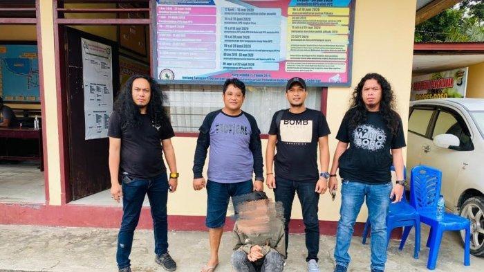 Dion DPO Pembunuhan dan Pembakaran Jasad Rian di Mallawa Maros Ditangkap