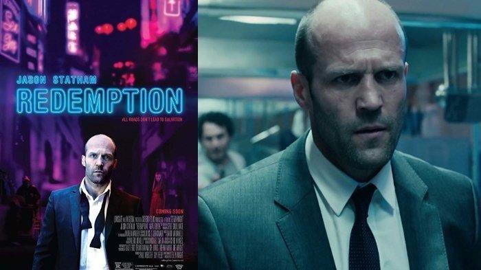 Diperankan Jason Statham, Ini Sinopsis Hummingbird (Redemption), Bioskop Trans TV Malam Ini