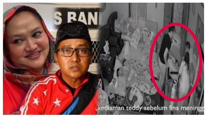 DIREKAM CCTV Detik-detik Lina Mantan Istri Sule Meregang Nyawa, Heboh Pembunuhan Berencana, Video
