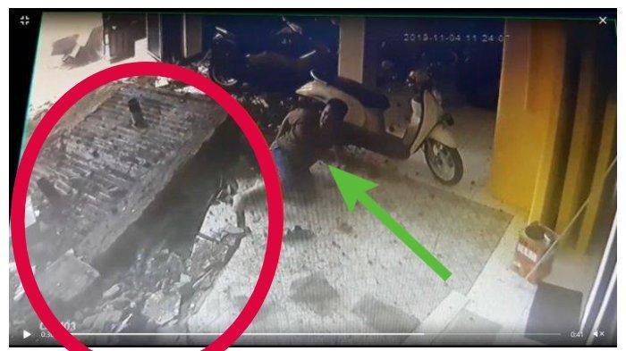 DIREKAM & VIRAL Detik-detik Petugas Sedot WC Tewas Kena Ledakan Septic Tank, Cek Video 41 Detik Ini