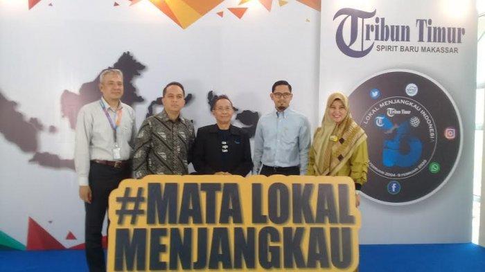 Bank Muamalat Regional Sulampua Harap Tribun Timur Jadi Penggerak Ekonomi Masyarakat