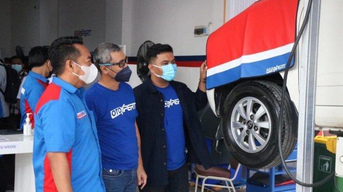 OtoXpert Hadir di Makassar, Layanan Servis Ringan Kurang dari 2 Jam