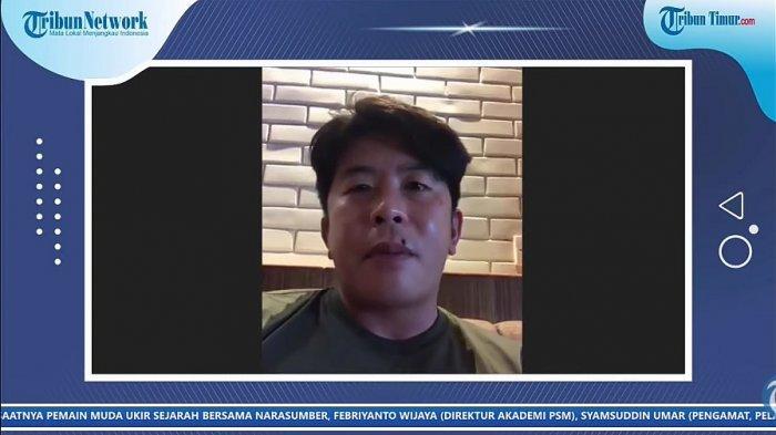 Asnawi Gabung Klub Korsel, Direktur Akademi PSM: Rasanya Lebih dari Dapat Duit 2 Milliar
