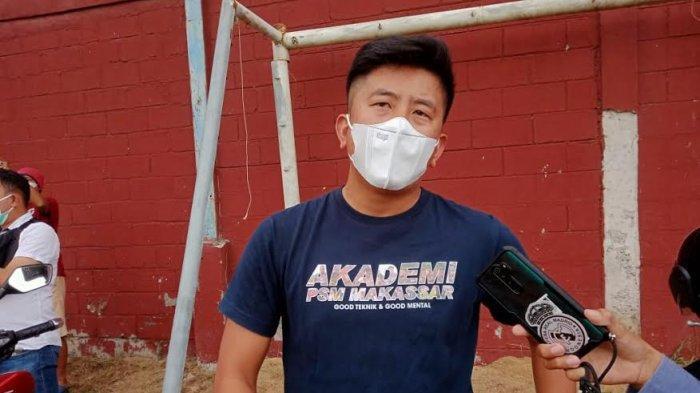 Harapan Febrianto Wijaya di Hari Ulang Tahun ke 3 Akademi PSM Makassar