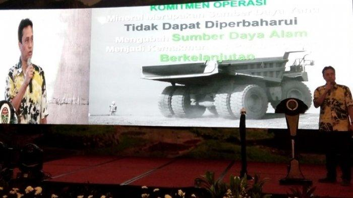 PT Vale Paparkan Implementasi PKPM di Rakornas Perdesaan