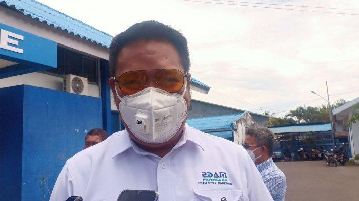 Bersihkan Pompa dan Pipa, Distribusi Air PDAM Parepare Terganggu Tiga Hari