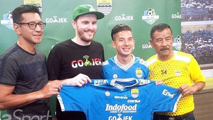 Persib Bandung Tambah Amunisi untuk Penjaga Gawang?