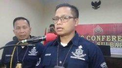 Terlibat Narkoba, Oknum Personel Polres Mamuju Utara Diringkus BNN Kaltara di Makassar