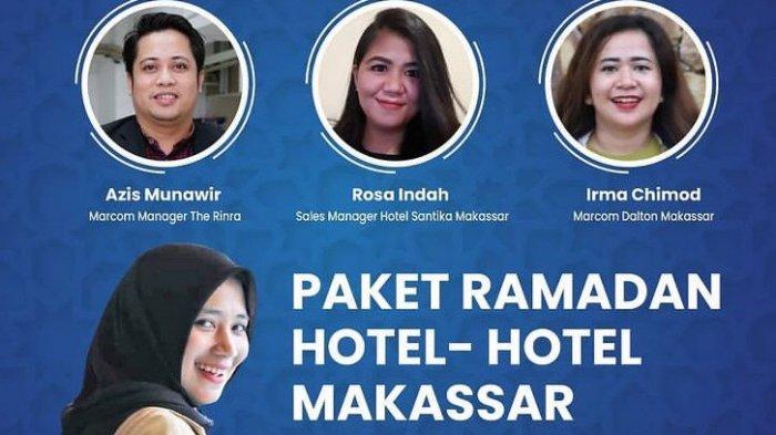 Yuk, Intip Paket Ramadan Hotel Rinra, Santika, dan Dalton Makassar