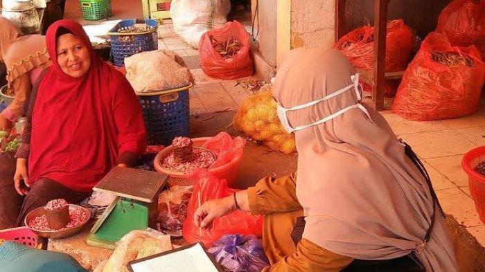 Jelang Lebaran, Disperindag Enrekang Rutin Tera Ulang dan Pantau Harga Sembako di Pasar