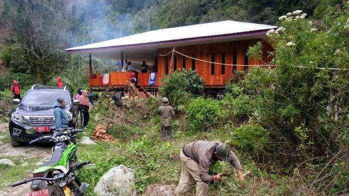 Dispopar Enrekang Siapkan Villa Emas di Desa Latimojong, Tarifnya Rp 250 Ribu/Orang