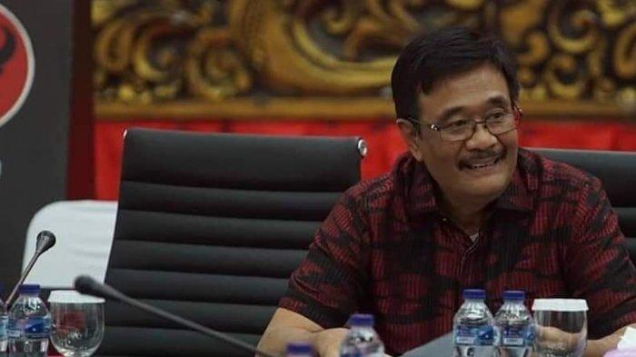 Djarot Saiful  Hidayat Anggap Pro-Kontra Revisi UU KPK Lucu, Siapa Dia? Ini Profilnya