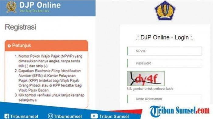 Tribunwiki Djp Online Bakal Segera Digunakan Yuk Mengenal Dan Mengetahui Tata Cara Mengaksesnya Tribun Timur