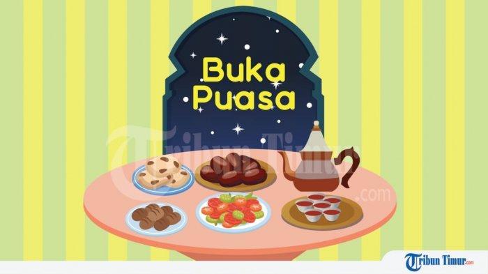 Doa Buka Puasa 17 Ramadhan 1441 H Minggu 10 Mei 2020, Adzan Magrib di Makassar Pukul 17.59 WITA