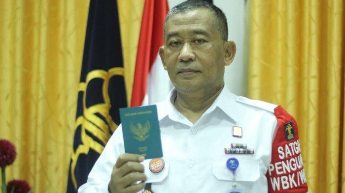 Sepanjang 2021, Imigrasi Sulsel Terbitkan 6677 Paspor