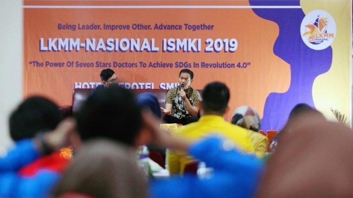 Dokter Fadli Jadi Narasumber di Event Kedokteran Nasional