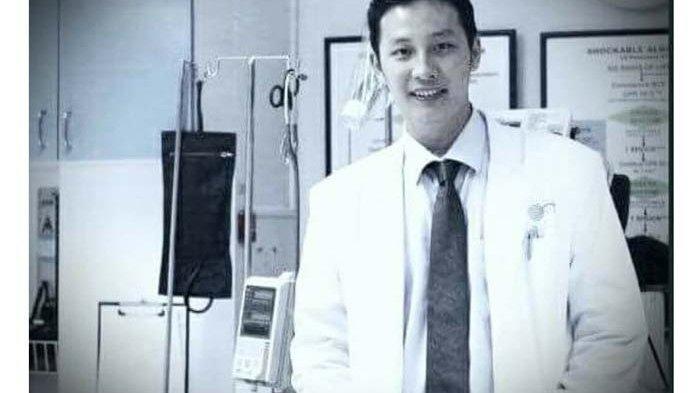 Sebelum Meninggal Saat Piket Lebaran, Ini Pesan Dokter Stefanus Taofik untuk Anaknya