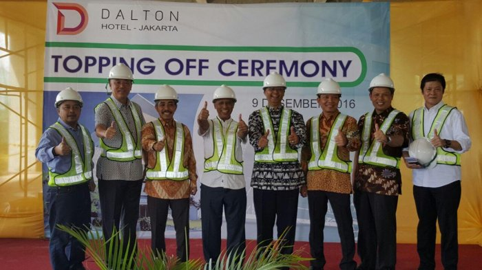 Dalton Hotel Jakarta Gelar Topping Up