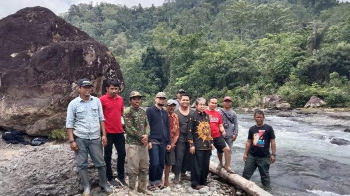 Ada Wisata Arung Jeram di Desa Lombok Sidrap